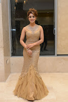 Muskan Sethi in a Gorgeous Sleeveless Glittering Gown at Paisa Vasool audio success meet ~  Exclusive Celebrities Galleries 056.JPG