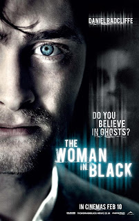 The Woman in Black with Daniel Radcliffe - Movie Poster