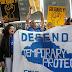 Juez prohíbe a gobierno de EEUU cancelar TPS.