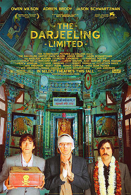 Sinopsis Film The Darjeeling Limited