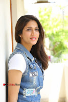 Telugu Actress Lavanya Tripathi Latest Pos in Denim Jeans and Jacket  0122.JPG