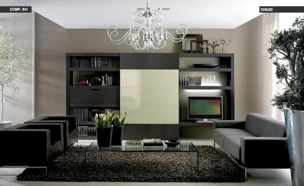 Idées de design d'intérieur contemporain