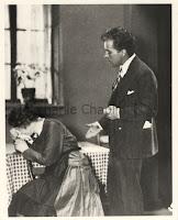 """Чаплин-режиссер на съемках """"Парижанки"""" (1923) - 6"""