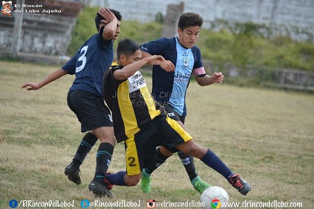 Fotos | 5ta división | Fecha 12: Alberdi 0-1 Gimnasia | Liga Jujeña