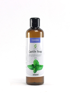Peppermint Cleansing Soap Philippines 250mL