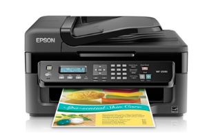 Epson WorkForce WF-2530 Printer Driver Downloads & Software for Windows