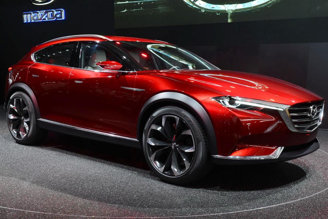Visual Comparison Mazda Cx 4 Vs Koeru Concept Carscoops