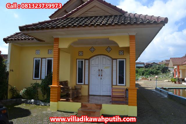Booking villa di area wisata kawah putih dari temanggung