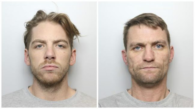 Carjackers Jordan Hartley and Frank Simpson jailed at Bradford Crown Court