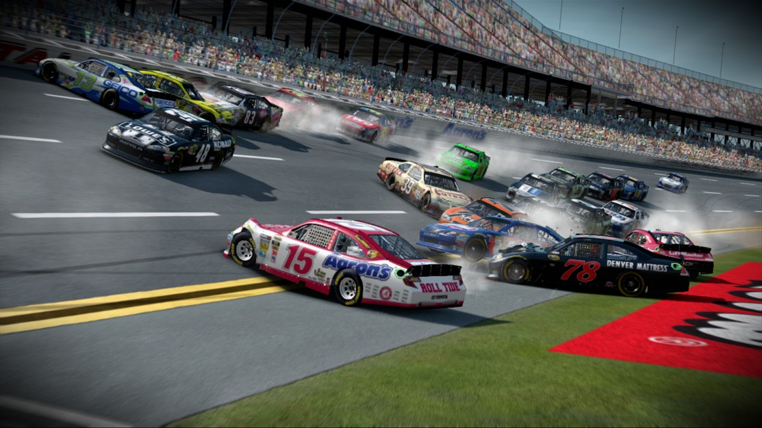NASCAR The Game: Inside Line Rolls Out Plenty of New Content