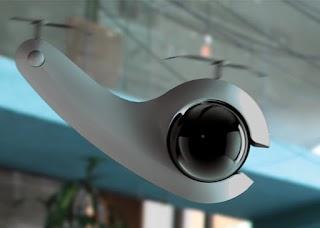 Future Drone Concept and Design