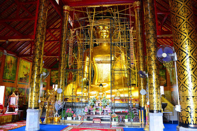 le Bouddha assis