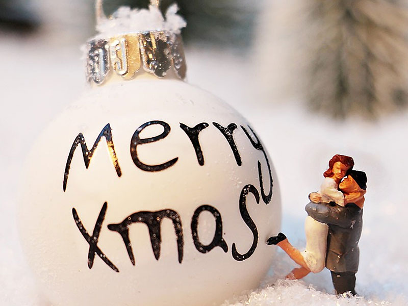Merry Christmas Wishes for Girlfriend & Boyfriend, christmas wishes images