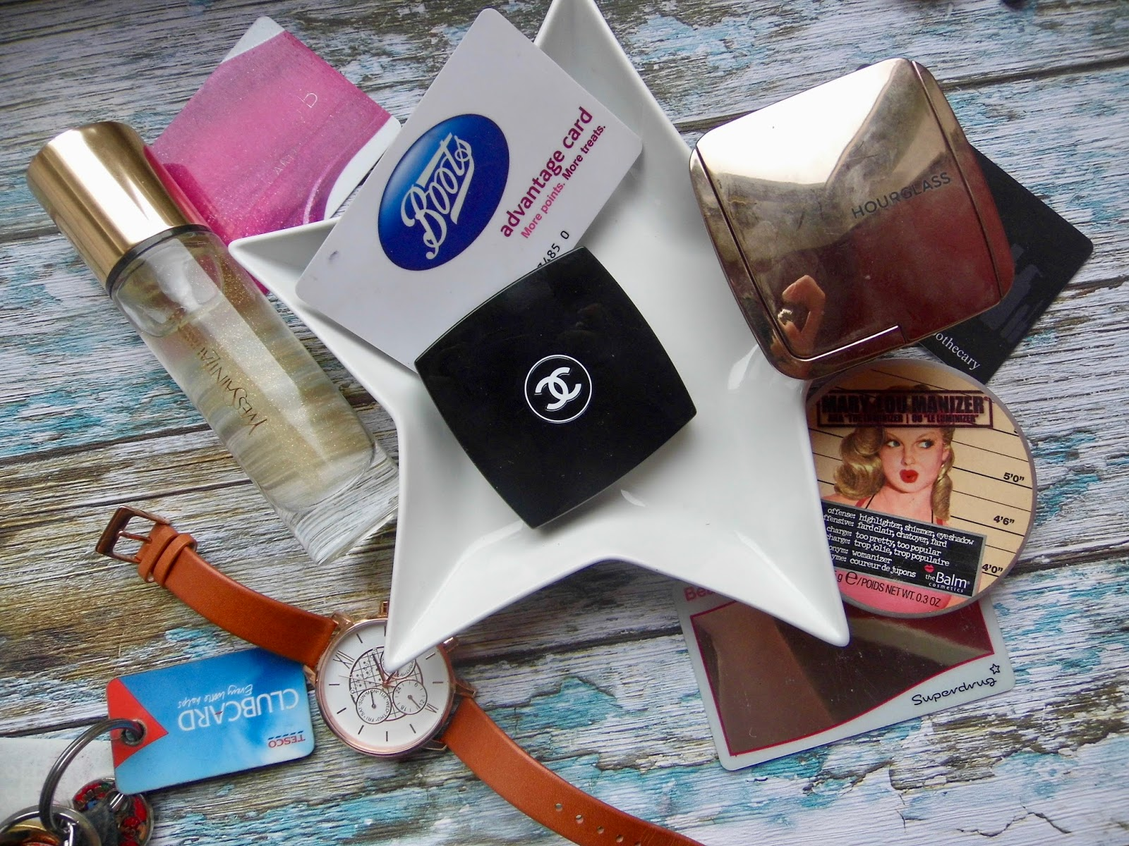 Free makeup, points, tesco, boots