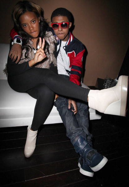 ja rule daughter and diggy - photo #32
