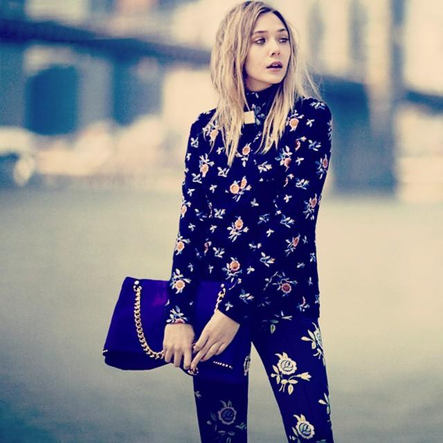 Elizabeth Olsen Latest Hot Photos