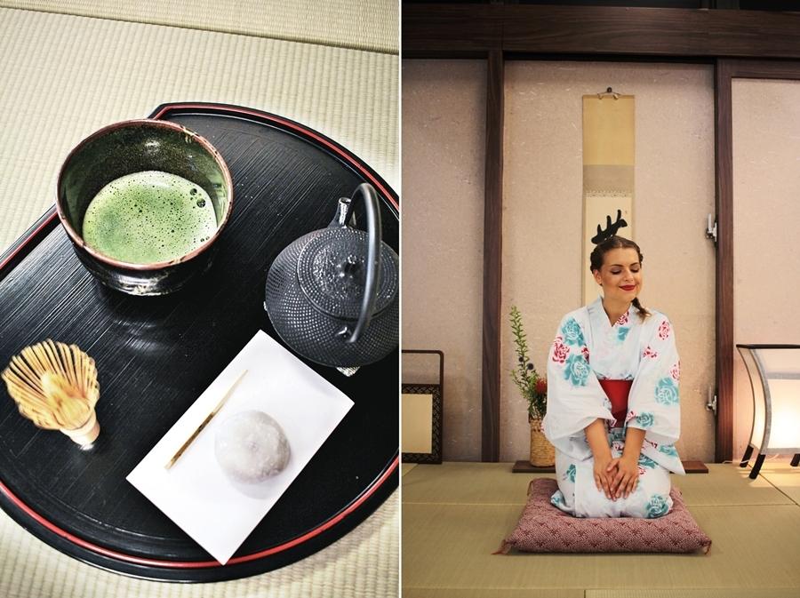 matcha tee mochi kutur japan