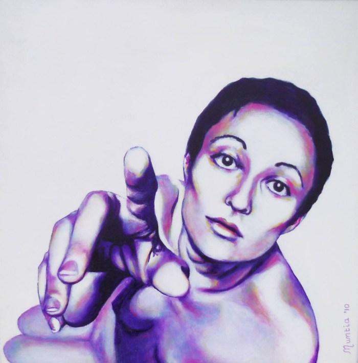 Психологические и эмоциональные темы. Nuntia - Nancy Abela
