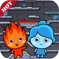 Fireboy & Watergirl : Ice Temple