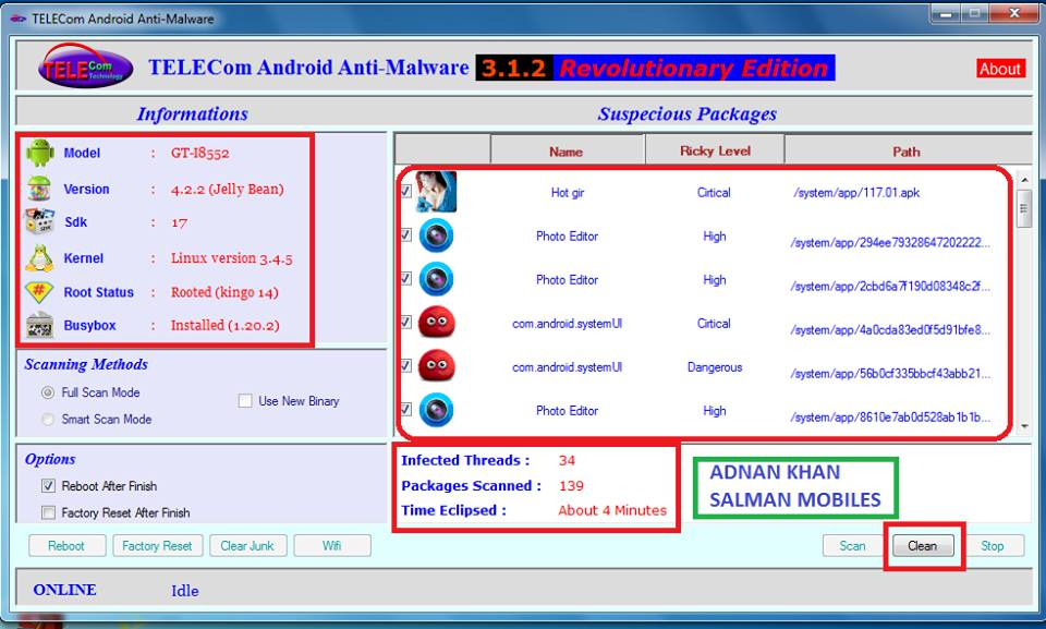 ALL MOBILE UPDATE FIRMWARE FLASH FILE: All Android Mobile