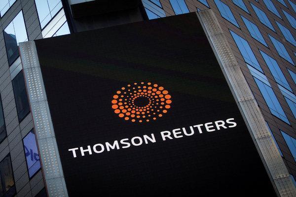 Thomson Reuters Company Mega Walk-In Drive 2019 for