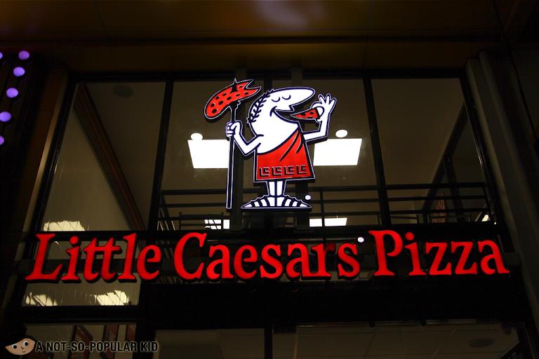 Little Caesars Pizza Logo - MANILA, PHILIPPINES