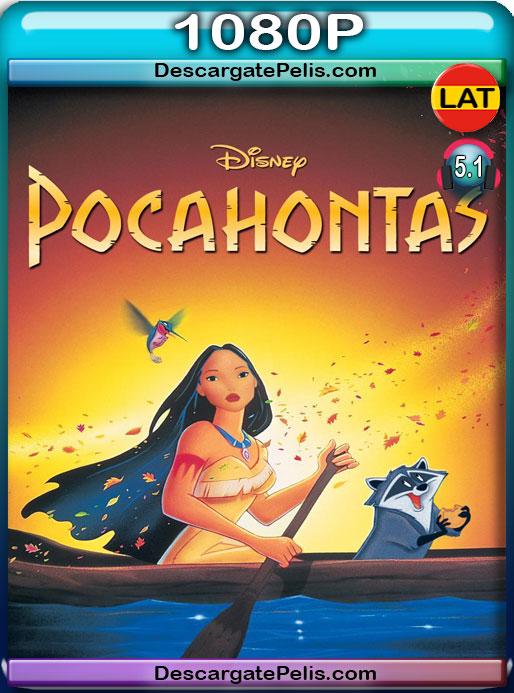 Pocahontas (1995) 1080P BRrip Latino – Ingles