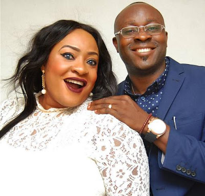 Image result for foluke daramola and husband