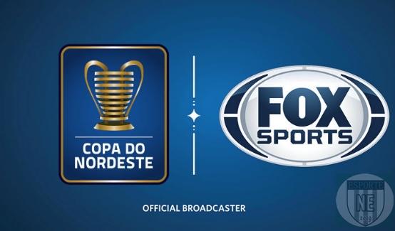 Fox Sports terá Copa do Nordeste de 2019 a 2021