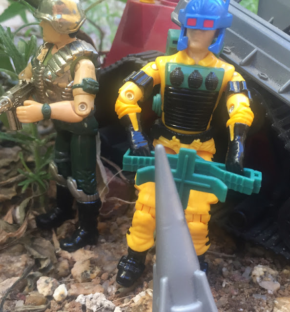 1988 Lightfoot, Super Trooper, Mail Away, Cobra Imp