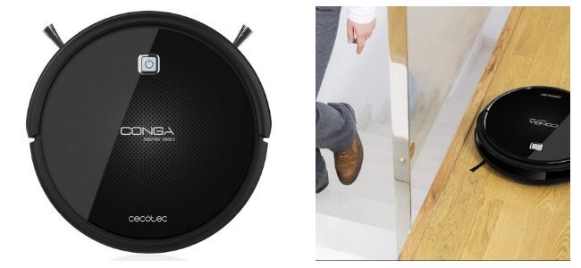 Amazon - Robot Aspirador Cecotec Conga Versión 2018