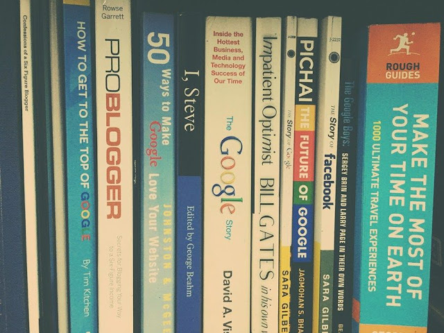 how to develop the habit of reading books