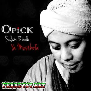 Opick - Salam Rindu Ya Musthofa (2015) Album cover