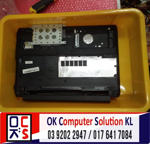 [SOLVED] STUCK AT WINDOWS ASUS A43S | REPAIR LAPTOP CHERAS 1