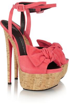 zapatos con plataforma para mujer