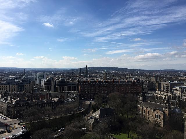 Ensikosketus Edinburghiin 43
