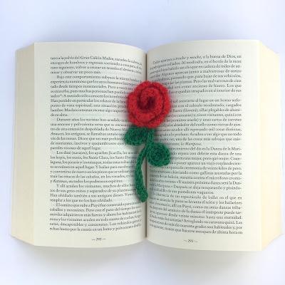 rosa-ganchillo-hoja-crochet-punto-libro-patrón-gratis
