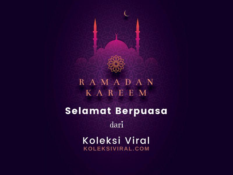 Jadual buka puasa Kuala Lumpur 2018