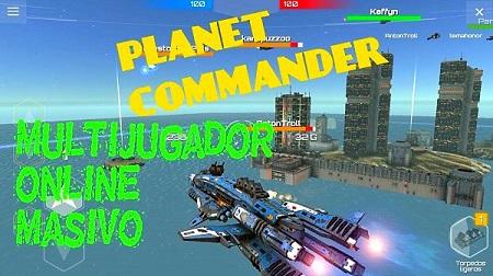 Juego De Naves Online Para Android Planet Commander Bobi Android