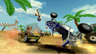 Game Beach Buggy Racing Mod Unlimited Money