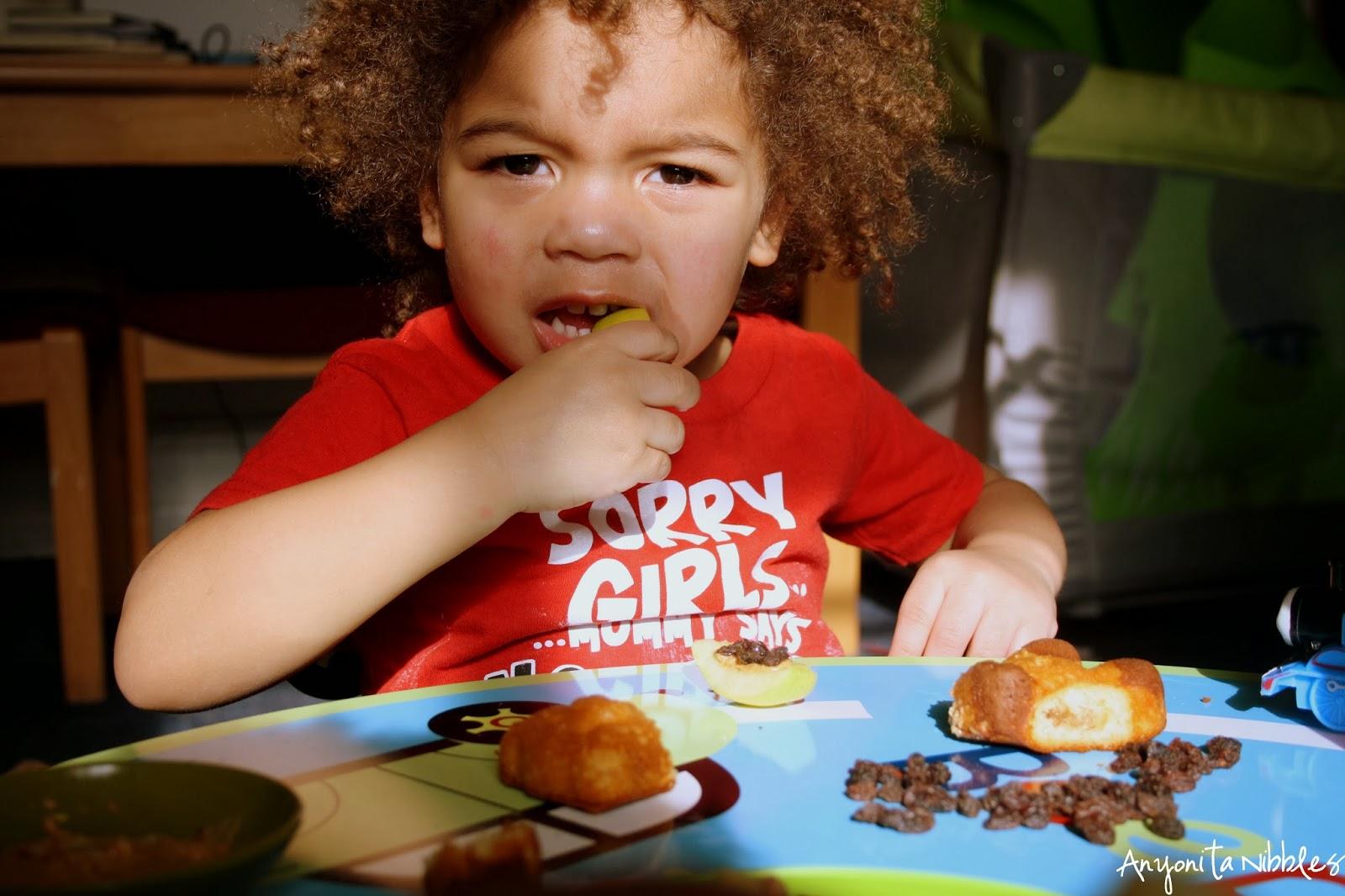 Snack time! #littleadventures