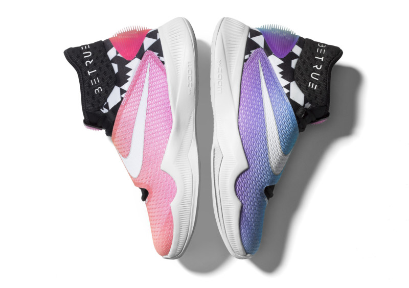 outlet store ed8e2 bb498 Aside from the Air Max Zero, here are other models from Nike s performance  line, having the colorful