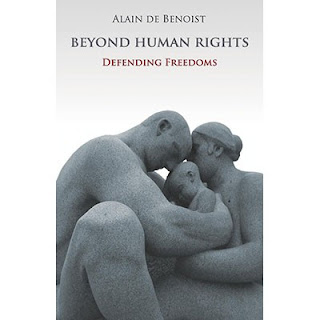Alain de Benoist, Beyond Human Rights