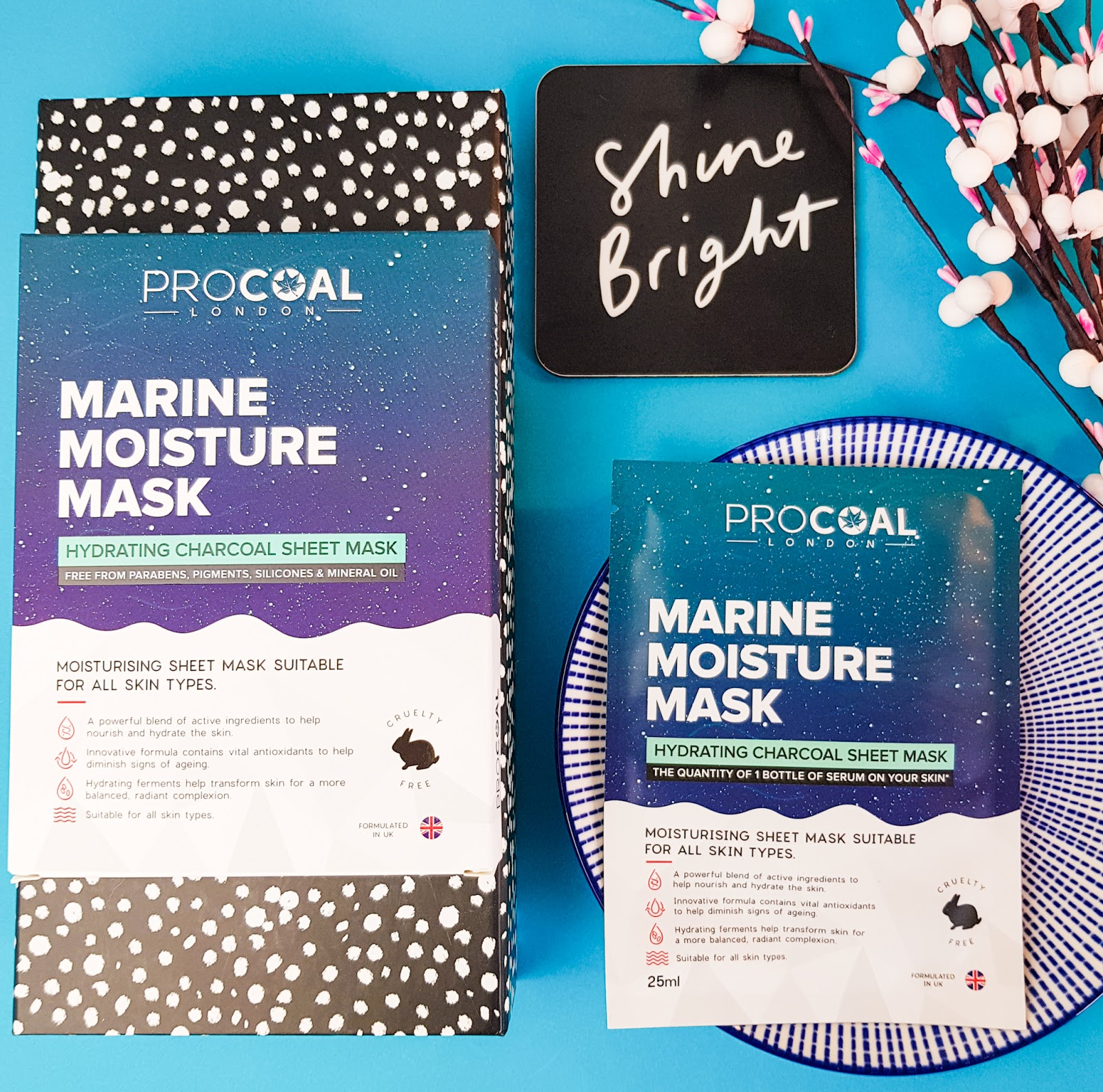 Procoal London Marine Moisture Mask