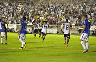 Botafogo-PB vence o CSA-AL e faz história na Copa do Nordeste