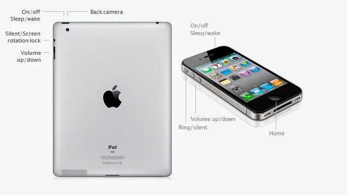 Pic-7(a)- How to restore your iPhone , iPad or iPod back to factory default settings