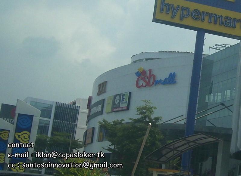 Lowongan Kerja Fun World Cirebon Super Block Csb Mall Bursa Kerja Cirebon