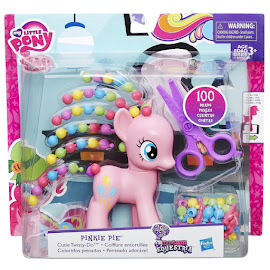 MLP Cutie Twisty-Do Pinkie Pie Brushable Pony