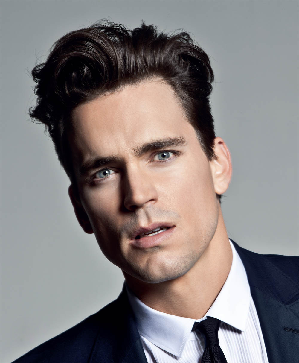 MOST BEAUTIFUL MEN: MATT BOMER