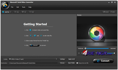 Aiseesoft Total Video Converter 9.0.26 Full